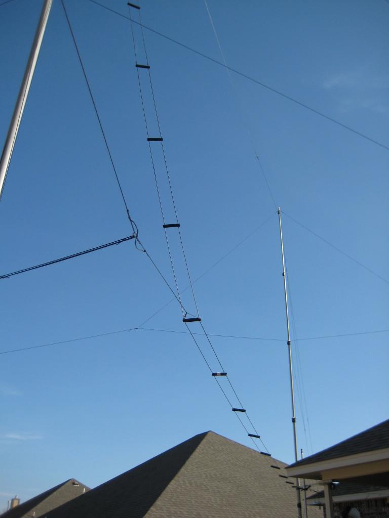 KK5JY QRO No-Tuner Multiband Dipole