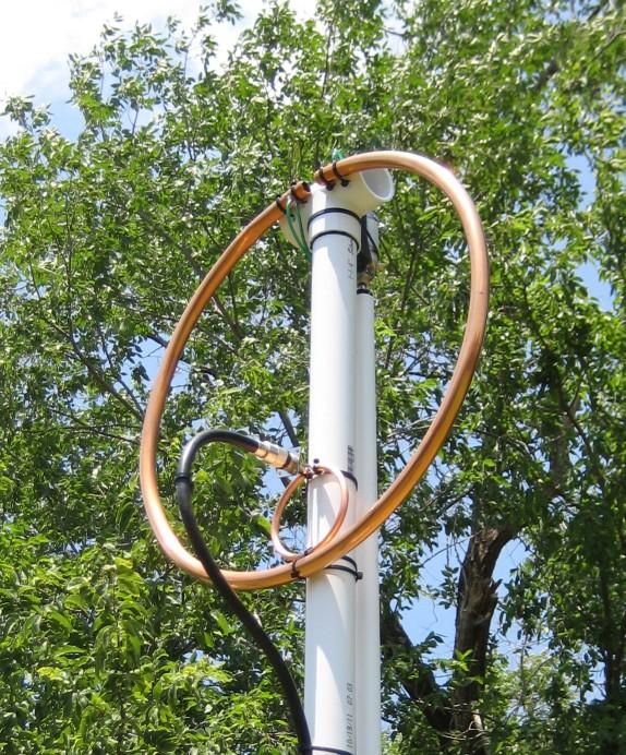 2 meter slot antenna