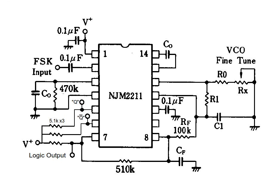 kk5jy rtty modem